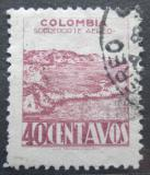 Poštovní známka Kolumbie 1945 Záliv Santa Maria Mi# 471