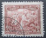 Poštovní známka Kolumbie 1944 Sběr kávy Mi# 445