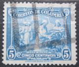Poštovní známka Kolumbie 1949 Sběr kávy Mi# 405