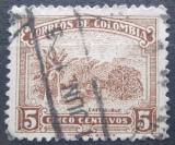 Poštovní známka Kolumbie 1932 Kultivace kávy Mi# 323
