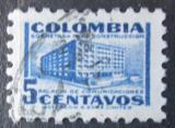Poštovní známka Kolumbie 1952 Budova pošty Mi# 637