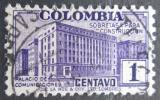 Poštovní známka Kolumbie 1940 Budova pošty, daňová Mi# 10