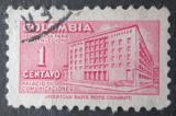 Poštovní známka Kolumbie 1948 Budova pošty v Bogotě, daňová Mi# 42