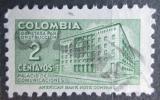 Poštovní známka Kolumbie 1950 Budova pošty v Bogotě, daňová Mi# 43