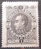 Poštovní známka Bolivar, Kolumbie 1891 Simón Bolívar Mi# 47