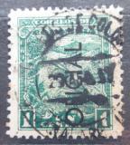 Poštovní známka Kolumbie 1937 Emeraldové doly, úřední SC# O1