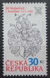 Poštovní známka Česká republika 2011 Jiří Melantrich Mi# 668