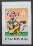 Poštovní známka Česká republika 2011 Čtyřlístek - Bobík Mi# 680