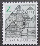 Poštovní známka Česká republika 2011 Lidová architektura Mi# 682