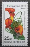 Poštovní známka Česká republika 2011 ME ve floristice Mi# 688