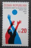 Poštovní známka Česká republika 2011 ME ve volejbale Mi# 689