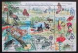 Poštovní známky Česká republika 2011 Ochrana přírody - Šumava Mi# Block 46