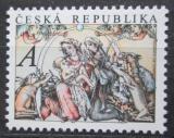 Poštovní známka Česká republika 2011 Vánoce Mi# 706