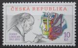 Poštovní známka Česká republika 2012 Tradice české známkové tvorby Mi# 707
