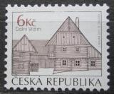 Poštovní známka Česká republika 2012 Lidová architektura Mi# 708
