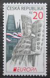 Poštovní známka Česká republika 2012 Evropa CEPT Mi# 718