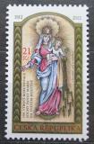 Poštovní známka Česká republika 2012 Panna Marie na Svatém Hostýně Mi# 724