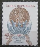 Poštovní známka Česká republika 2012 Zlatá bula sicilská Mi# 740
