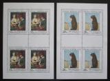 Poštovní známky Česká republika 2012 Umění Mi# 745-46 Bogen