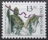 Poštovní známka Česká republika 2013 Svatý Václav Mi# 772