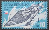 Poštovní známka Česká republika 2013 MS ve vodním slalomu Mi# 782