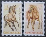 Poštovní známky Česká republika 2013 Koně Mi# 784-85