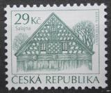Poštovní známka Česká republika 2013 Lidová architektura Mi# 787