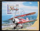 Poštovní známka Kuba 2006 Letadla Mi# Block 213