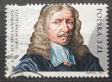 Poštovní známka Polsko 2011 Johannes Hevelius, astronom Mi# 4505 Kat 2.70€