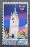 Poštovní známka Lotyšsko 2006 Kostel ve Wenden Mi# 669