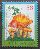 Poštovní známka Lotyšsko 2007 Liška obecná Mi# 708