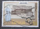 Poštovní známka Lotyšsko 1997 Riga, 800. výročí Mi# 467