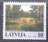 Poštovní známka Lotyšsko 1998 Místní krajina Mi# 477