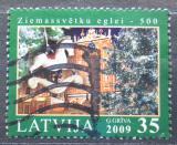 Poštovní známka Lotyšsko 2009 Vánoce Mi# 775
