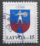 Poštovní známka Lotyšsko 2004 Znak Cesis Mi# 605