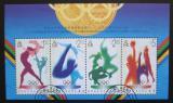 Poštovní známky Hongkong 1996 LOH Atlanta Mi# Block 39
