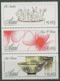Poštovní známky Alandy, Finsko 2007 Rukodělné umění Mi# 282-84