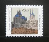 Poštovní známka Německo 1992 Erfurt, 1250. výročí Mi# 1611