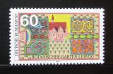 Poštovní známka Německo 1992 Botanická zahrada v Lipsku Mi# 1622