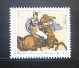 Poštovní známka Německo 1992 Kníže Blücher von Wahlstatt Mi# 1641