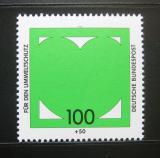 Poštovní známka Německo 1994 Ochrana přírody Mi# 1737