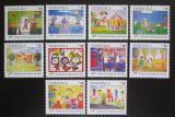 Poštovní známky Venezuela 1991 Dětské kresby Mi# 2685-94 Kat 12€