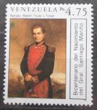 Poštovní známka Venezuela 1988 Umění, Martín Tovar y Tovar Mi# 2550