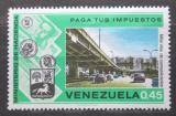 Poštovní známka Venezuela 1974 Státní dálnice Mi# 1975