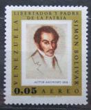 Poštovní známka Venezuela 1966 Simón Bolívar Mi# 1683