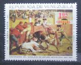 Poštovní známka Venezuela 1966 Umění, A. Michelena Mi# 1663