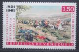 Poštovní známka Venezuela 1961 Bitva o Carabobo Mi# 1427
