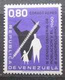 Poštovní známka Venezuela 1961 Sčítání lidu Mi# 1405