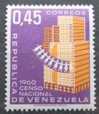 Poštovní známka Venezuela 1961 Sčítání lidu Mi# 1390