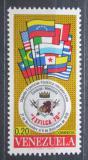 Poštovní známka Venezuela 1970 Vlajky, Výstava EXFILCA Mi# 1855